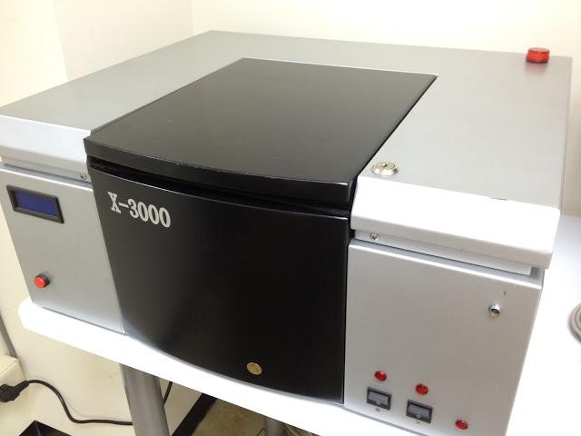 炫麗自備-精密光譜分析儀器