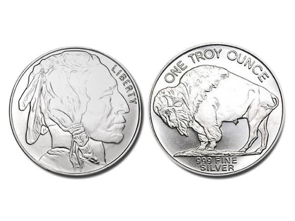 美国水牛银币1盎司