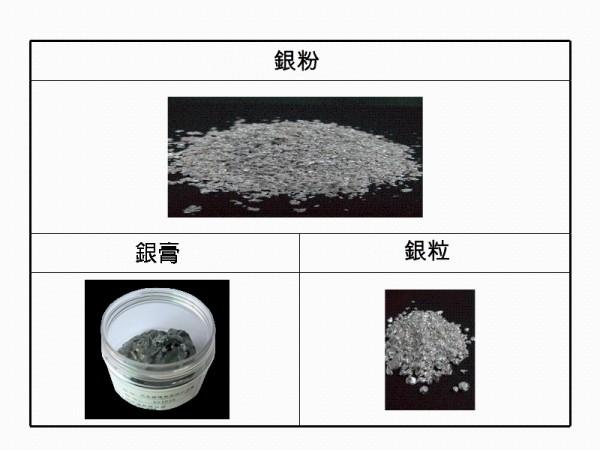 工業銀粉,銀粒,銀膏回收