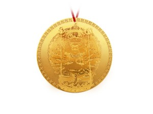 訂製神明金幣