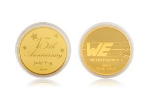 訂製公司金幣(2錢)