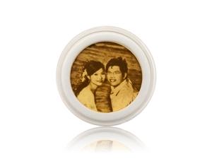 訂製情人照片金幣(3錢)