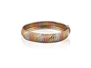 14K手環-三色