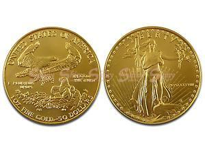 鷹揚金幣1盎司22K
