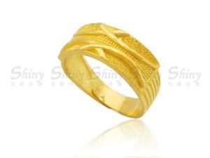 男款-黃金戒指