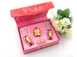 黃金滿月禮盒-霹靂嬌娃