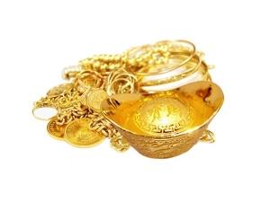 黃金飾金收購價(台錢)