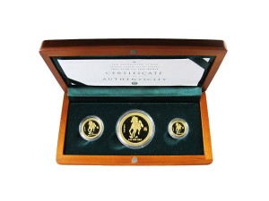 2002年澳洲馬年典藏金幣套組