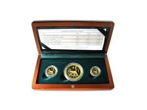 2004年澳洲猴年典藏金幣套組