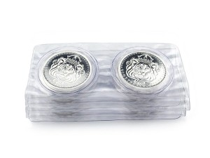 Scottsdale獅王銀幣1盎司〖20枚〗