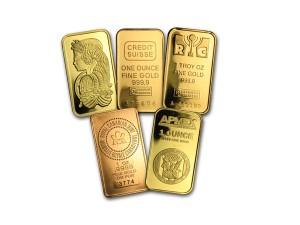 金條1盎司隨機款-門市特價