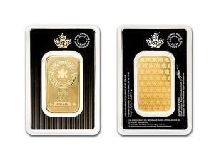 加拿大皇家金條1盎司