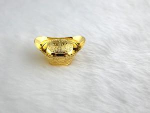 黃金元寶二錢