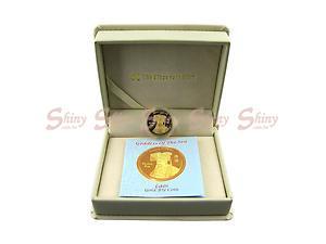 2005寮國媽祖護國庇民金幣0.25盎司