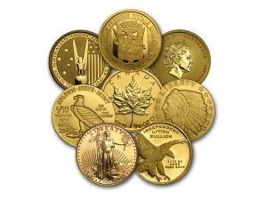 金幣0.1盎司隨機款-門市特價