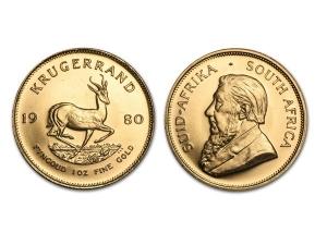 1980南非克魯格22K金幣1盎司