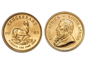 1983南非克魯格22K金幣1盎司