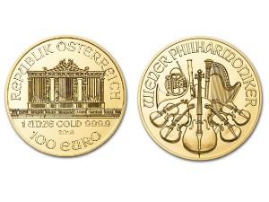 2018維也納愛樂金幣1盎司