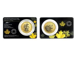 2016加拿大灰熊.99999金幣1盎司(原廠封卡)