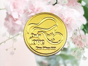 母親節感恩金幣 1錢
