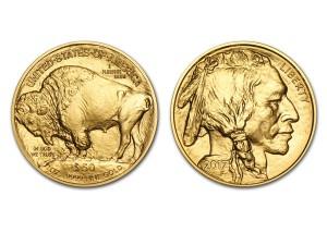 2017美國水牛金幣1盎司