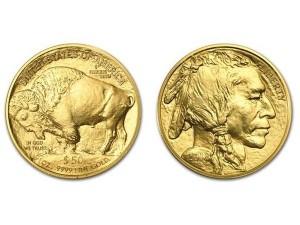 2018美國水牛金幣1盎司
