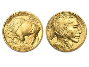 2021美國水牛金幣1盎司