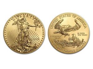 2018美國鷹揚金幣1盎司