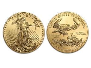 2021美國鷹揚金幣1盎司