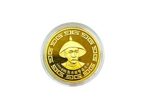 台電100週年紀念金章0.5盎司