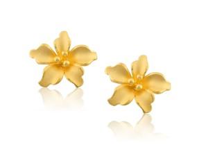 黃金耳環 0.66錢