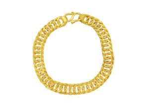 黃金馬鞭手鍊