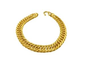 黃金鎖骨手鍊