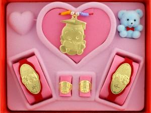 彌月禮盒0.5錢-書香博士