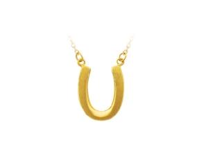 黃金馬蹄套鍊