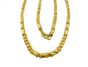 黃金內線鑽砂管鍊