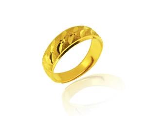 男款-黃金戒指1.49錢