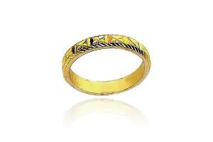 經典-黃金戒指