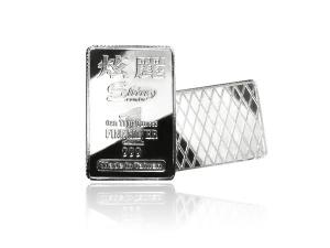 炫麗銀條1盎司精裝版(.999)