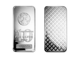 美國Liberty銀條10盎司