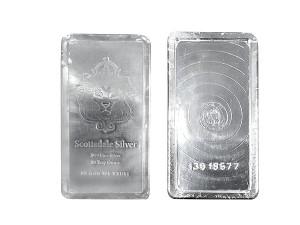 Scottsdale獅王銀條10盎司(絕版)