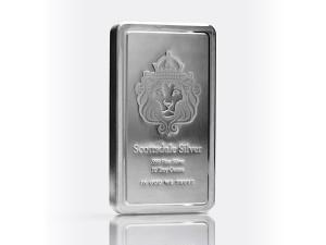 Scottsdale獅王銀條10盎司