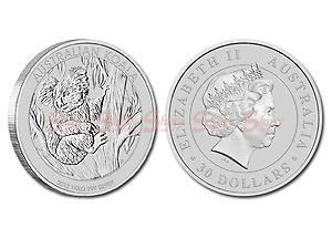 2013澳洲無尾熊銀幣1公斤