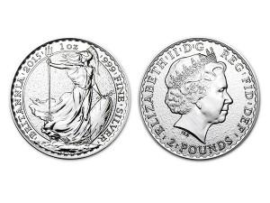 2015大不列顛銀幣1盎司