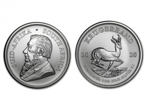 2020南非克魯格羚羊銀幣1盎司