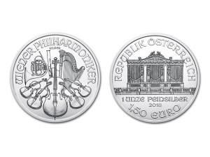 2018維也納愛樂銀幣1盎司