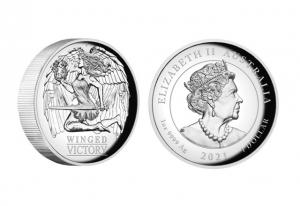 2021澳洲勝利女神銀幣1盎司