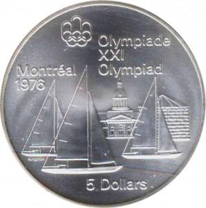 1973加拿大奧運首辦珍藏幣