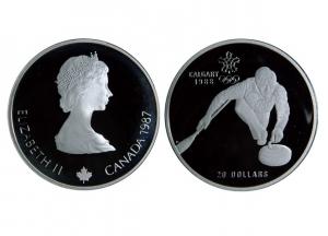 2009加拿大溫哥華奧運珍藏幣