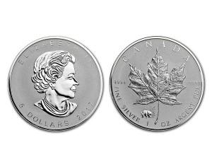 2017加拿大楓葉銀幣1盎司-熊貓加鑄